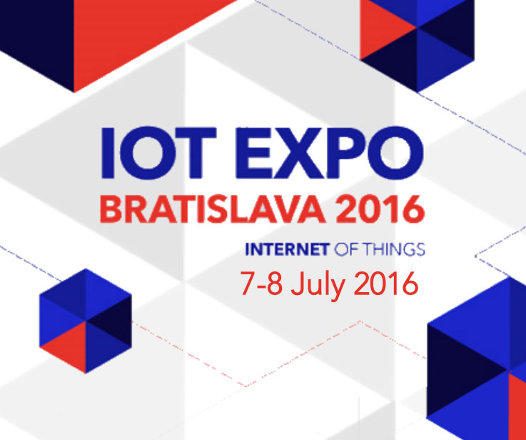 MEET US : IOT BRATISLAVA 7th and 8th July